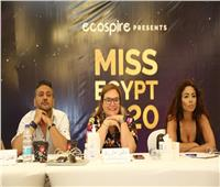 صور| أكثر من 300 فتاة تخُوضن اختبارات مسابقة ملكة جمال مصر 2020