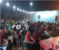 مؤتمر نسائي ليلي لحث أبناء قرية بولاق للمشاركة في انتخابات الشيوخ بالوادي الجديد