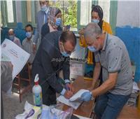 مجلس الشيوخ 2020| محافظ الإسكندرية: تيسيرات وقائية للناخبين خارج وداخل اللجان