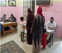 إقبال ضعيف..في انتخابات مجلس الشيوخ بكفر الشيخ