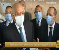 فيديو| بعد الإدلاء بصوته في انتخابات الشيوخ.. رئيس «النواب» يوجه رسالة للمواطنين
