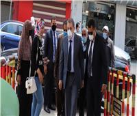 رئيس حزب الوفد السابق يدلي بصوته في مدرسة سعد زغلول بطنطا