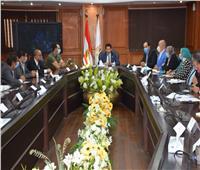وزير الرياضة يلتقي ممثلي اللجان الشبابية بالأندية
