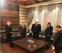 شكري: مصر تتواصل مع كافة الشركاء الدوليين لدعم لبنان