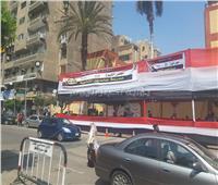 توافد المواطنين على لجان انتخابات الشيوخ بعابدين