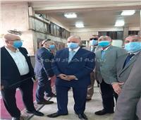 مجلس الشيوخ 2020| محافظ القاهرة يتفقد لجان الانتخابات بمدينة نصر.. صور