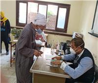 صور  إقبال متوسط بمدرسة ناصر الثانوية بنات بشبرا في ثاني أيام انتخابات الشيوخ