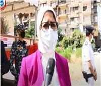 فيديو  وزيرة الصحة: أكثر من 2800 سيارة إسعاف لتأمين انتخابات «الشيوخ»