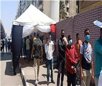 صور | الشباب يسيطرون على المشهد الانتخابي في مدينة نصر