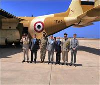 مسئول عسكري لبناني: نشكر مصر على الدعم الإغاثي عبر الجسر الجوي