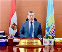 رئيس جامعة مطروح يتابع امتحانات الدراسات العليا