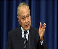 """""""أبو الغيط"""" يبحث مع """"فرماجو"""" دعم الجامعة العربية للصومال"""