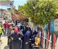 السيدات وكبار السن يتصدرون المشهد في الساعات الأولى للانتخابات بدمياط