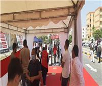 مجلس الشيوخ 2020| زيادة إعداد الناخبين بلجان القاهرة الجديدة.. صور