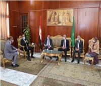 """بروتوكول تعاون بين جامعة المنوفية و""""مصر الخير"""" لرفع مهارات خريجي الزراعة"""