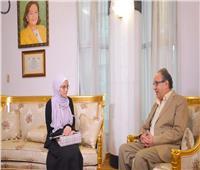 صور  جامعة مصر للعلوم والتكنولوجيا تقدم منحة مجانية للطالبة نور بكلية الطب
