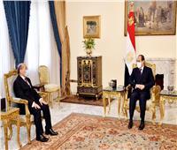 عاجل  السيسي يشهد أداء حلف اليمين لرئيس محكمة النقض «صور»