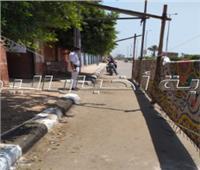 «تحت الشمس الحارقة».. الشرطة في القليوبية تؤمن المشهد الانتخابي بنجاح على مدار يومين