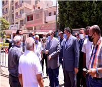 محافظ أسيوط يتفقد بعض لجان انتخابات الشيوخ بقرية الزعيم جمال عبدالناصر