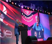 زاهي حواس: التاريخ يسجل لحظة افتتاح استاد الأهلي