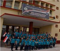 الفريق ربيع: فتح فصل دراسي جديد للثانوية في مدرسة الهيئة