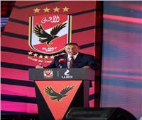 الخطيب يشكر الدكتور أشرف صبحي و«استادات القابضة»