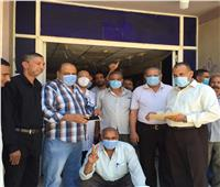 تعافى وخروج 270 حالة من مصابي فيروس كورونا من مستشفى الصدر بقنا