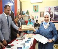 إدارة السيدة زينب التعليمية تكرم أوائل المنطقة بالثانوية العامة