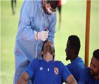 سلبية المسحة الطبية للاعبي الأهلي قبل مواجهة الإنتاج
