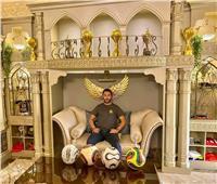 صور| قصة مقتنيات عميد لاعبي العالم في متحفه الخاص