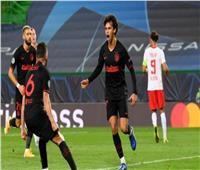 لايبزيج يقصي أتلتيكو ويبلغ نصف نهائي دوري أبطال أوروبا