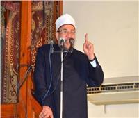 وزير الأوقاف يؤدي صلاة الجمعة فى عمرو بن العاص اليوم
