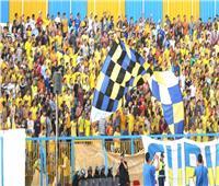 جماهير وعشاق الدراويش يطالبون إدارة ناديهم بالتضامن مع المصري