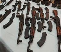 ضبط مسجلين خطر بحوزتهما مخدرات وسلاح بالشرقية