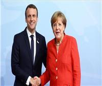 الرئاسة الفرنسية تؤكد أن ماكرون سيلتقي ميركل يوم 20 أغسطس