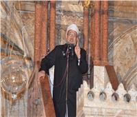 وزير الأوقاف: مصر عظيمة والتاريخ يشهد على تعانق المسجد مع الكنيسة والمعبد