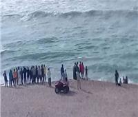 انتشال 4 جثث لغرقى بشواطئ العجمي في الإسكندرية