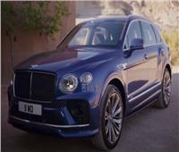 شاهد|«بنتلي» تعلن عن سيارتها الفاخرة الجديدة