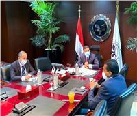عبد الوهاب يلتقي العضو المنتدب لـ«سيمنس».. والاتفاق على لقاء شهري مع ممثلي الشركات الألمانية