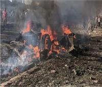 سوريا :مقتل وإصابة 8 أشخاص في انفجار دراجة نارية مفخخة بريف حلب