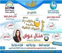 برعاية محافظ دمياط.. إطلاق مبادرة توعوية للطلاب عن المياه