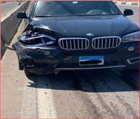 عضو مجلس إدارة الأهلي يتعرض لحادث سير