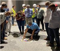 وزير السياحة يتفقد متحف آثار شرم الشيخ تمهيدا لافتتاحه