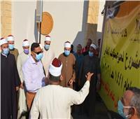 توزيع 3 طن لحوم من صكوك الأضاحى على الأسر المستحقة في محافظة الدقهلية