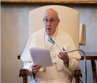 البابا فرنسيس يدعو للحوار حول سد النهضة ليظل نهر النيل مصدرا للحياة والأخوة