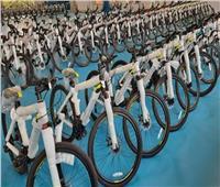 الشباب والرياضة تبدأ تسليم دراجات المرحلة الثانية من «دراجتك صحتك»