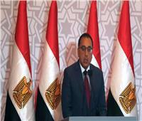 مدبولي ينقل تحيات الرئيس السيسي لرئيس مجلس السيادة السوداني