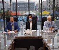 «صبحي» يجتمع برؤساء الاتحادات الرياضية النوعية لبحث إقامة بطولة كبرى