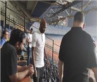 شيكابالا يؤازر الزمالك أمام المقاصة في استاد القاهرة