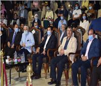 وزير الرياضة  يشهد الاحتفال باليوم العالمي للشباب بالأسمرات